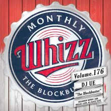 [2018年3月]【大人気新譜MIX!!!】Monthly whizz vol.176 / DJ UE(DJ ウエ)