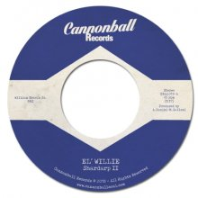 [3月下旬] El'Willie - Shardarp II [7inch]<img class='new_mark_img2' src='//img.shop-pro.jp/img/new/icons14.gif' style='border:none;display:inline;margin:0px;padding:0px;width:auto;' />