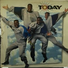 【USED】Today ‎– Today (S.T.)   [ Jacket : VG+ / Vinyl : VG+ ]