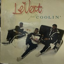 【USED】 Levert ‎– Just Coolin'   [ Jacket : VG+ / Vinyl : EX- ]