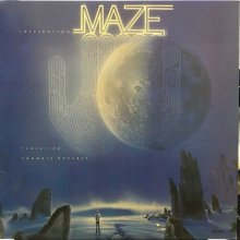 【USED】  Maze Featuring Frankie Beverly ‎– Inspiration   [ Jacket : EX / Vinyl : EX ]