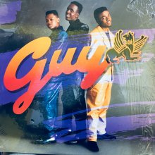【USED】 Guy ‎– Guy (S.T.)    [ Jacket : EX- / Vinyl :EX-  ]