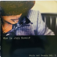 【USED】Jill Scott -Who Is Jill Scott? -Words And Sounds Vol. 1 [Jacket:EX- /Vinyl:VG+]