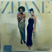 【USED】 Zhane ‎– Saturday Night  [2LP] [Jacket:EX- /Vinyl:EX-]
