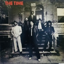 【USED】 The Time - The Time (S.T.) [LP] [Jacket:VG+ /Vinyl:VG+]