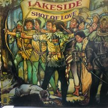 【USED】 Lakeside - Shot Of Love [LP] [Jacket: VG /Vinyl: VG+]