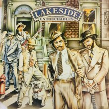 【USED】 Lakeside - Untouchables  [LP] [ Jacket: VG+ / Vinyl: VG+ ]