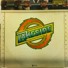 【USED】Lakeside ‎– Lakeside  (S.T.) [LP] [ Jacket: VG+ / Vinyl: VG ]