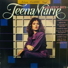 【USED】 Teena Marie - Greatest Hits   [LP] [ Jacket: VG+ / Vinyl: VG+ ]