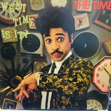 【USED】The Time - What Time Is It?  [LP] [ Jacket: VG+ / Vinyl: VG+ ]