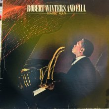 【USED】 Robert Winters And Fall - Magic Man   [LP] [ Jacket: VG+ / Vinyl: VG ]