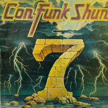 【USED】 Con Funk Shun &#8206;&#8211;  7  [LP] [ Jacket: VG / Vinyl: VG+]<img class='new_mark_img2' src='//img.shop-pro.jp/img/new/icons14.gif' style='border:none;display:inline;margin:0px;padding:0px;width:auto;' />