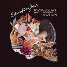 [5月上旬 - 中旬] STIMULATOR JONES - WORLDS AND MASTERFUL TREASURES (LP)<img class='new_mark_img2' src='//img.shop-pro.jp/img/new/icons14.gif' style='border:none;display:inline;margin:0px;padding:0px;width:auto;' />