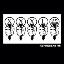 【デットストックMIX】DJ BOZMORI - XXXL ~REPRESENT 96~ (CD-R)