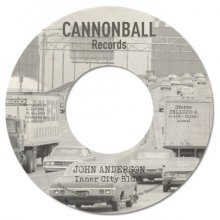 [6月中旬] John Anderson - Inner City Blues [7inch]