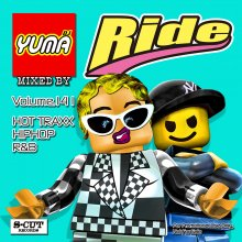 [2018年5月]【HIPHOP&R&B新譜MIX】 Ride Vol.141 / DJ Yuma(DJ ユーマ)【MIXCD】