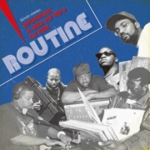 【90'sHipHopMIX】ROUTINE  - DJ EBE (DJ エベ) <img class='new_mark_img2' src='//img.shop-pro.jp/img/new/icons14.gif' style='border:none;display:inline;margin:0px;padding:0px;width:auto;' />