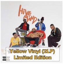 【7月下旬】The Internet - Hive Mind [2LP] -Yellow Vinyl Limited Edition-<img class='new_mark_img2' src='//img.shop-pro.jp/img/new/icons14.gif' style='border:none;display:inline;margin:0px;padding:0px;width:auto;' />