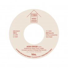 [7月中旬] Tyree (DJ Spinna & Kai Alce Presents) Foundations -Classic House 45 Series Part 2- (7inch)