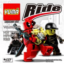 [2018年6月]【HIPHOP&R&B新譜MIX】 Ride Vol.142 / DJ Yuma(DJ ユーマ)【MIXCD】