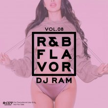 【最新R&B MIX】DJ Ram (DJ ラム)/ R&B Flavor Vol.8