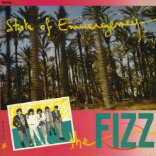 [7月中旬] The Fizz - State of Emmergency (LP)