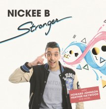 [7月上旬] NICKEE B - STRONGER [LP]<img class='new_mark_img2' src='//img.shop-pro.jp/img/new/icons14.gif' style='border:none;display:inline;margin:0px;padding:0px;width:auto;' />