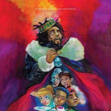 [8月上旬] J. COLE - KOD [LP]