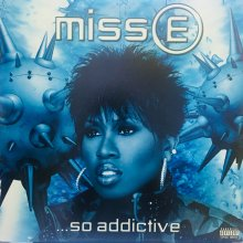 【USED】 Missy Elliott - Miss E ...So Addictive   [2LP] [ Jacket: VG+ / Vinyl: EX-]