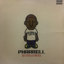 【USED】 Pharrell  ‎– In My Mind    [2LP] [ Jacket: EX- / Vinyl: EX- ]