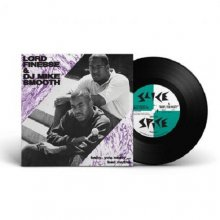 LORD FINESSE & DJ MIKE SMOOTH - BABY, YOU NASTY (b/w BAD MUTHA) [7inch]