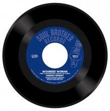 [8月下旬] SANDRA WRIGHT - WOUNDED WOMAN / MIDNIGHT AFFAIR[7inch]<img class='new_mark_img2' src='//img.shop-pro.jp/img/new/icons14.gif' style='border:none;display:inline;margin:0px;padding:0px;width:auto;' />