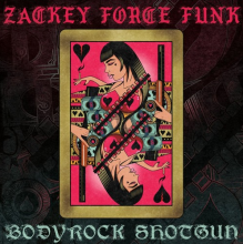 [8月上旬]  Zackey Force Funk Bodyrock Shotgun [LP]<img class='new_mark_img2' src='//img.shop-pro.jp/img/new/icons14.gif' style='border:none;display:inline;margin:0px;padding:0px;width:auto;' />