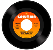 [8月下旬] GLORIA TAYLOR - DEEP INSIDE YOU / WORLD THAT'S NOT REAL[7inch]<img class='new_mark_img2' src='//img.shop-pro.jp/img/new/icons14.gif' style='border:none;display:inline;margin:0px;padding:0px;width:auto;' />