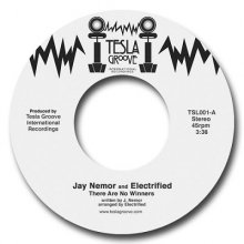 [8月中旬] Jay Nemor and Electrified -There Are No Winners [7inch]<img class='new_mark_img2' src='//img.shop-pro.jp/img/new/icons14.gif' style='border:none;display:inline;margin:0px;padding:0px;width:auto;' />