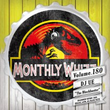 [2018年7月]【大人気新譜MIX!!!】Monthly whizz vol.180 / DJ UE(DJ ウエ)