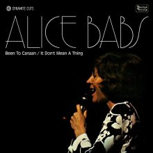 [9月下旬] ALICE BABS - BEEN TO CANAAN (7inch)<img class='new_mark_img2' src='//img.shop-pro.jp/img/new/icons14.gif' style='border:none;display:inline;margin:0px;padding:0px;width:auto;' />