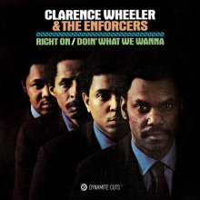 [9月下旬] CLARENCE WHEELER & THE ENFORCERS - RIGHT ON / DOIN' WHAT WE WANNA(7inch)<img class='new_mark_img2' src='//img.shop-pro.jp/img/new/icons14.gif' style='border:none;display:inline;margin:0px;padding:0px;width:auto;' />