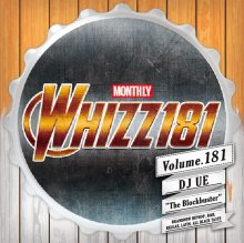 [2018年8月]【大人気新譜MIX!!!】Monthly whizz vol.181 / DJ UE(DJ ウエ)