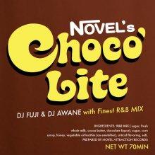 [8月末]【90's R&B MIX】DJ AWANE & DJ FUJI  / CHOCO LITE  [MixCD]