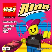 [2018年8月]【HIPHOP&R&B新譜MIX】 Ride Vol.144 / DJ Yuma(DJ ユーマ)【MIXCD】