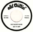 [10月上旬] BIG DADDY KANE - SET IT OFF [7inch]<img class='new_mark_img2' src='//img.shop-pro.jp/img/new/icons14.gif' style='border:none;display:inline;margin:0px;padding:0px;width:auto;' />
