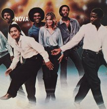 [10月上旬] (限定カラー盤) NOVA - CAN WE DO IT GOOD / I LIKE IT, THE WAY YOU DANCE [7inch]