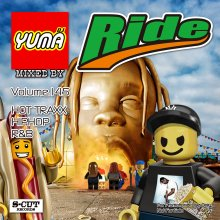[2018年9月]【HIPHOP&R&B新譜MIX】 Ride Vol.145 / DJ Yuma(DJ ユーマ)【MIXCD】