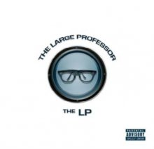 [10月下旬] LARGE PROFESSOR - THE LP [2LP] -BLUE COLORED Vinyl-
