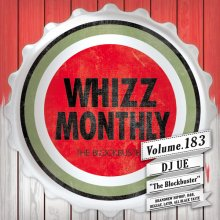 [2018年10月]【大人気新譜MIX!!!】Monthly whizz vol.183  / DJ UE(DJ ウエ)