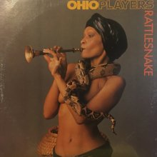 【USED】  Ohio Players ‎– Rattlesnake  [LP] [ Vinyl: VG+ / Jacket: VG  ]