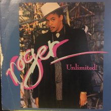 【USED】Roger ‎– Unlimited!    [LP] [ Vinyl: VG+ / Jacket: VG ]
