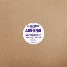 [11月下旬] DJ SPINNA - ADU-REDU (A DJ SPINNA RE-FREAK)[12inch]<img class='new_mark_img2' src='//img.shop-pro.jp/img/new/icons14.gif' style='border:none;display:inline;margin:0px;padding:0px;width:auto;' />