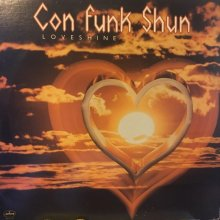 【USED】 Con Funk Shun ‎– Loveshine  [LP] [ Vinyl: EX- / Jacket : EX- ]